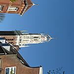Clocher à Haarlem
