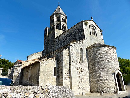 Eglise de La Garde-Adhémar