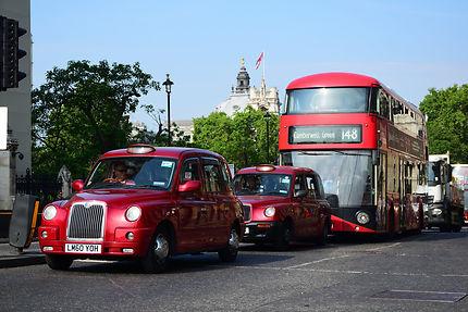 Cabs et Routemaster...