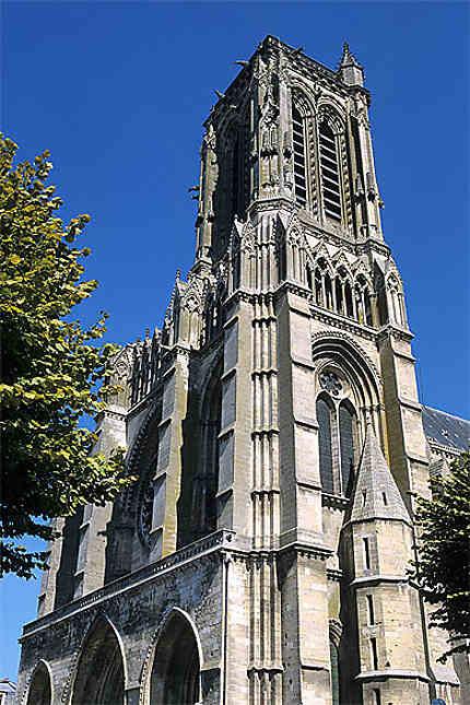 Cathédrale St-Gervais-et-St-Protais, Soissons