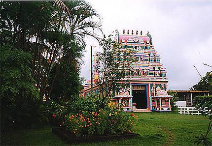 Temple du colosse