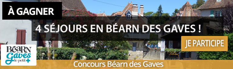 Concours Béarn des Gaves