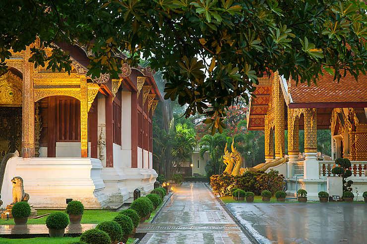 Chiang Mai, au royaume Lan Na