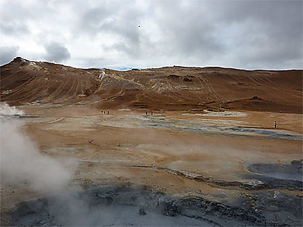 Couleurs islandaises