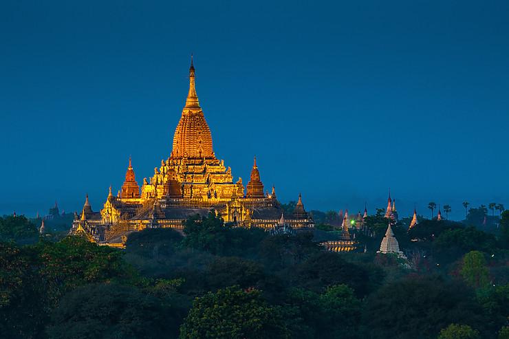 Visite de Bagan : 3 incontournables