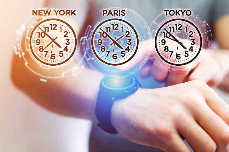Voyage et diabète - Décalage horaire : nos astuces pour bien le gérer