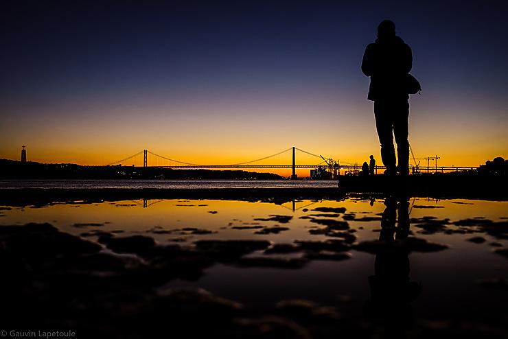 Ponte 25 de Abril, Lisbonne