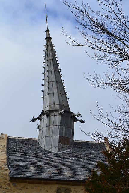 La Chapelle Saint Gonery à Plougrescant