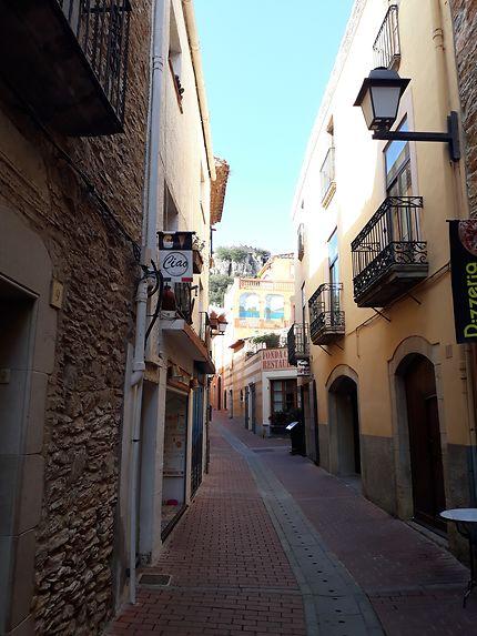 Ruelles catalanes
