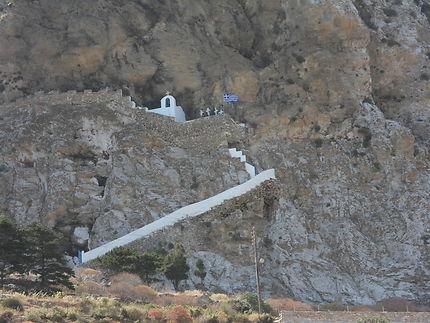 La chapelle d'Agia Triada