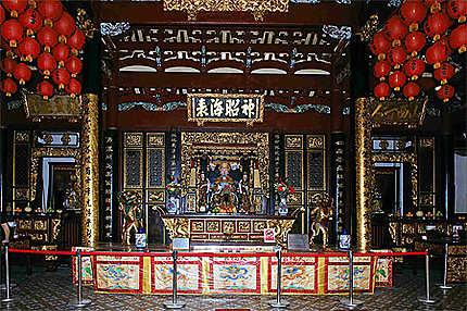 Ancien Temple Thian Hock Keng