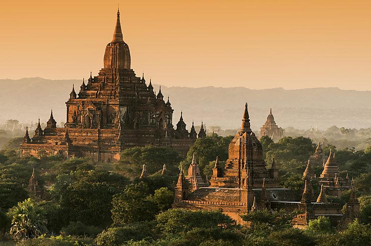 Visite de Bagan : quelques coups de coeur
