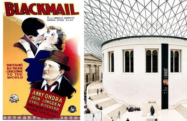 Londres par… Alfred Hitchcock