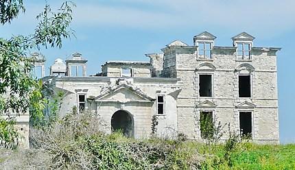 Château mediéval de Gramont