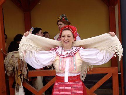Slovaquie village Helpa