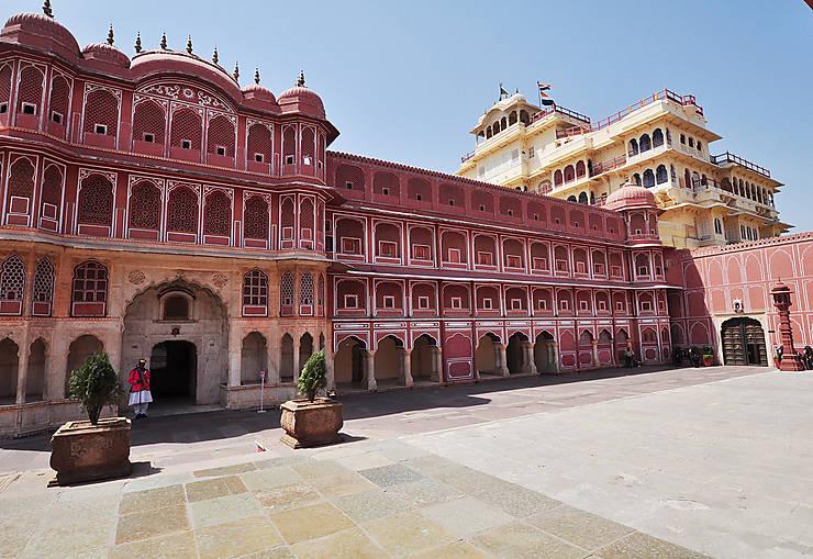 Le City Palace, palais des maharajas