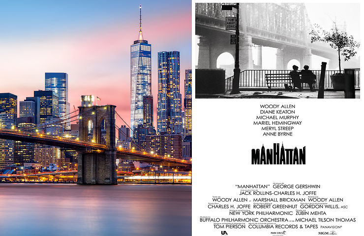 New York par… Woody Allen