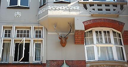 "L'hôtel ""Lüneburg Haus"""