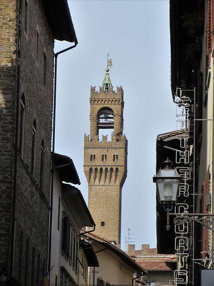 Le Palazzo Vecchio à Florence