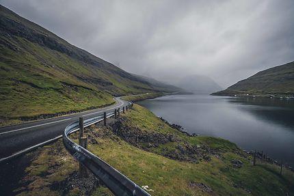 Sur la route des fjords