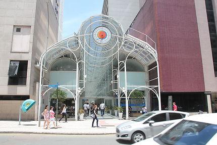 Rua 24 horos - Curitiba