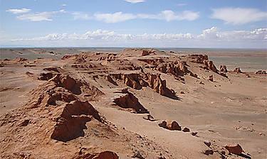 Bayanzag (désert de Gobi)