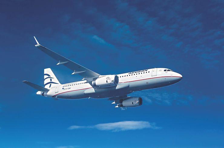 Aérien - Aegean Airlines ouvre 5 nouvelles lignes vers la Grèce