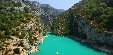 Destination les Gorges du Verdon !