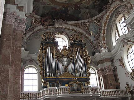 Orgue, Cathédrale Saint Jacques