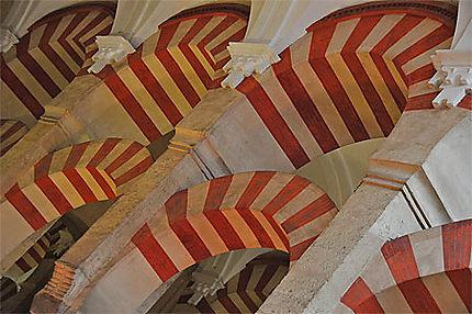 Les arcades de la Mezquita
