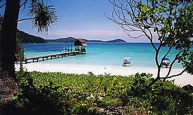 Îles Perhenthian