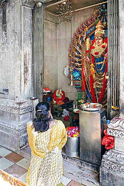 Temple Indien Sri Mariamman