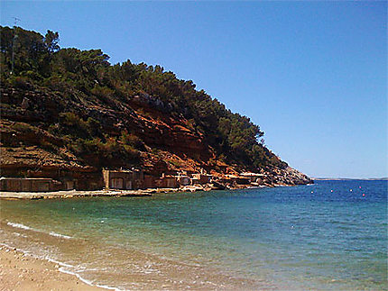 Cala conta ( Ibiza )