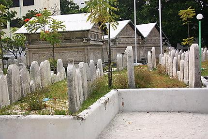 Cimetière de Malé