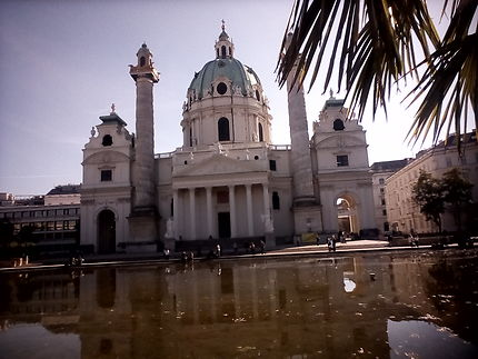 église St Charles à Vienne