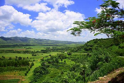 Mirador de la vallée de los Ingenios, Cuba