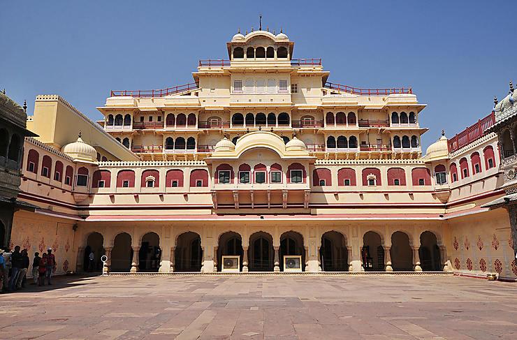 Les merveilles du City Palace