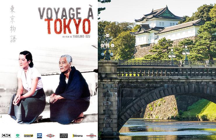 Tokyo par… Yasujirô Ozu