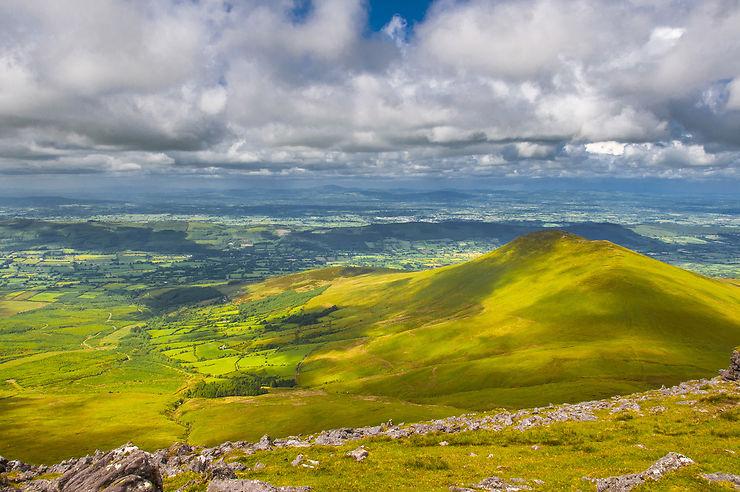 Irlande : Munster Vales, un pays de légendes
