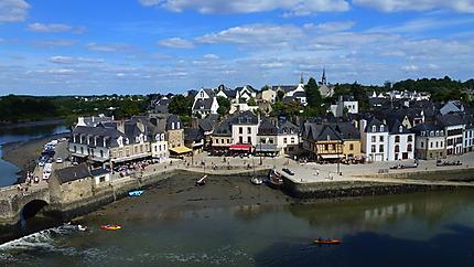 Petit port de Saint-Goustan