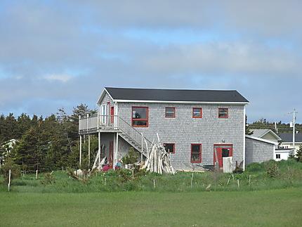 Maison aux Îles de la Madeleine