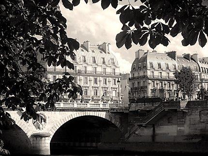 Le pont Saint Michel