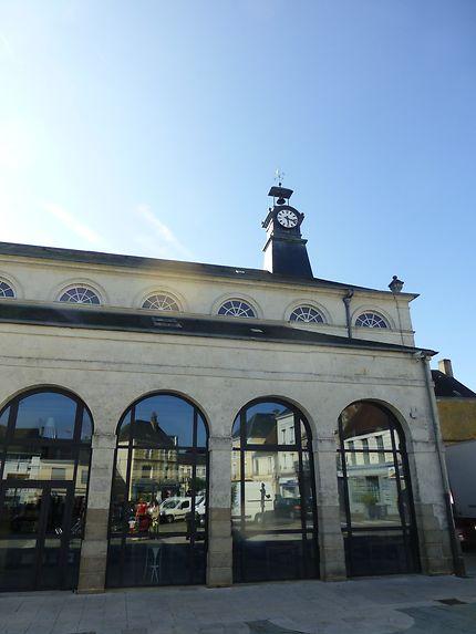 Anciennes halles de Mortagne-au-Perche