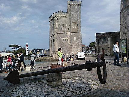 La Rochelle ville ancrée à la mer!