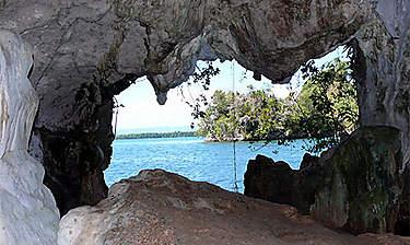 Parque nacional de Los Haïtises (péninsule de Samaná)