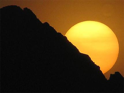 Le Lever du Soleil