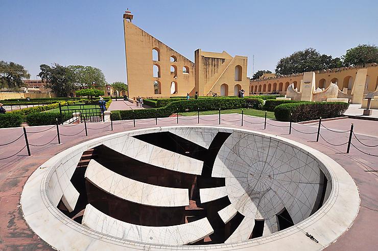 Jantar Mantar : un observatoire astronomique à part