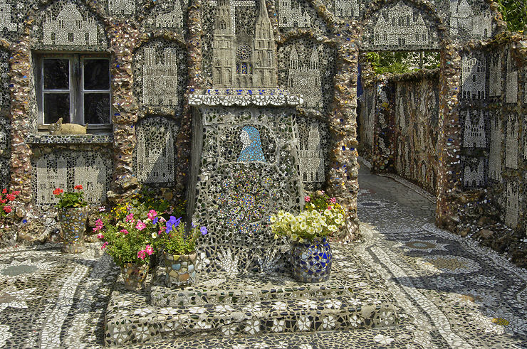 La Maison Picassiette - Eure-et-Loir