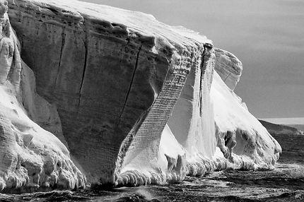 Iceberg dérivant