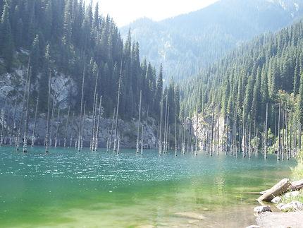 Le lac Kaïndi